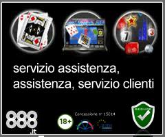 888 casino 88 giri gratis